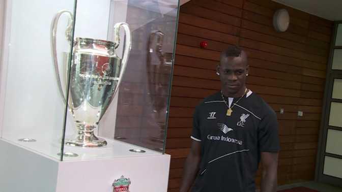 """Liverpool - Rodgers : """"Balotelli arrive avec une réputation"""""""