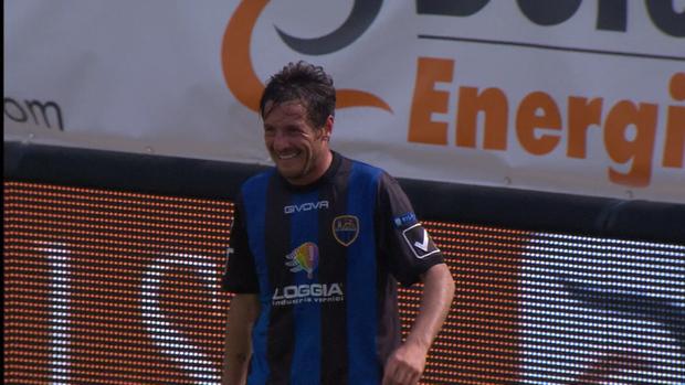 Virtus Entella 0-1 Latina, Giornata 38 Serie B ConTe.it 2016/17