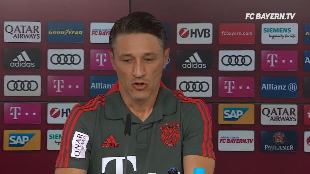 Kovac spricht Klartext: James bleibt beim FCB!