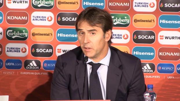 WM-Quali: Lopetegui will alle Spiele gewinnen
