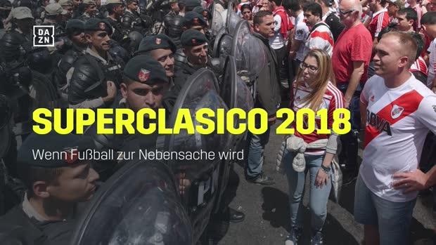 Superclasico 2018: Wenn Fußball zur Nebensache wird