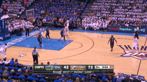 Play of the Day: Russell Westbrook
