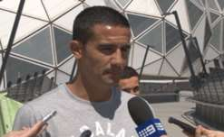 Caltex Socceroos striker Tim Cahill admits he's often asked to recount scoring 'that goal' at the 2014 World Cup in Brazil.