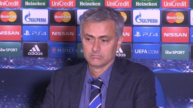 Groupe G - Mourinho - 'On joue avec confiance'