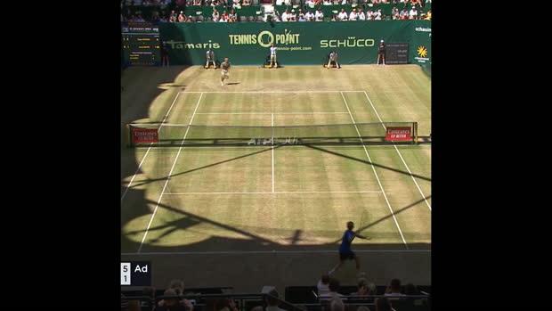 Basket : Halle - La balle de match de Federer-Goffin