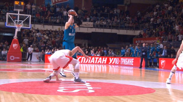 Euroleague: Doncic mit Ankle-Breaker-Gamewinner