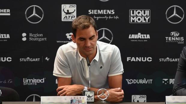 : Wimbledon - Federer - 'Mon grand objectif de la saison'