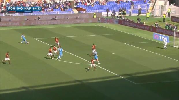 AS Rom schießt Juventus zur Meisterschaft