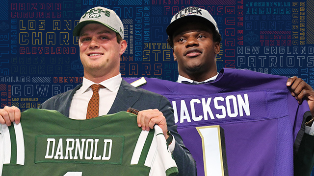 2018 NFL Draft: Every pick from Round 1