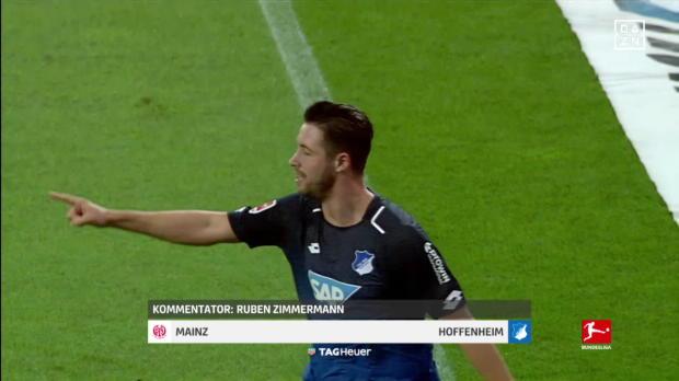 1. FSV Mainz 05 - TSG Hoffenheim