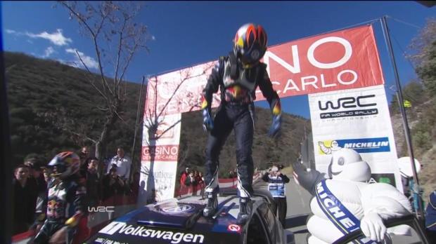 WRC Montecarlo - Ogier, campe�n