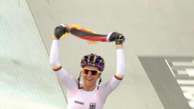 Bahnrad: WM-Gold für Pohl und Deutschland