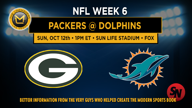 Green Bay Packers @ Miami Dolphins