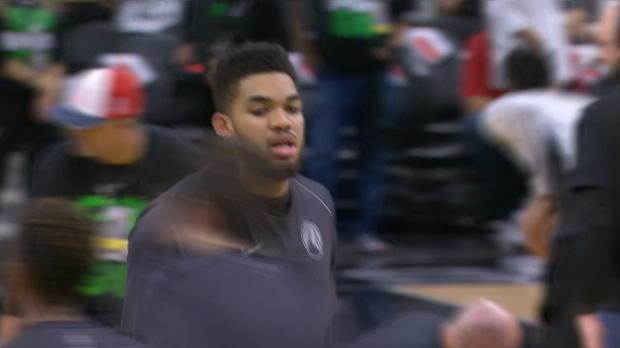 GAME RECAP: Spurs 117, Timberwolves 101