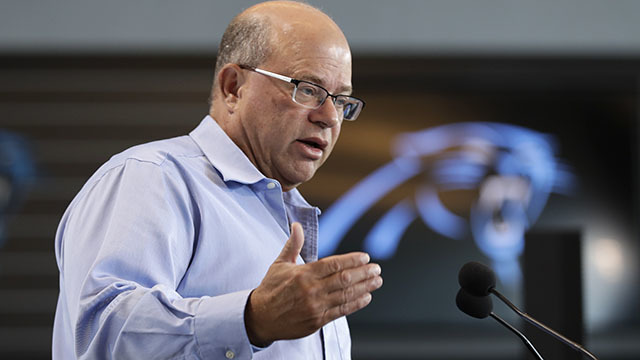Blackmon: Tepper is adamant 'there will be a change in culture' in Panthers organization