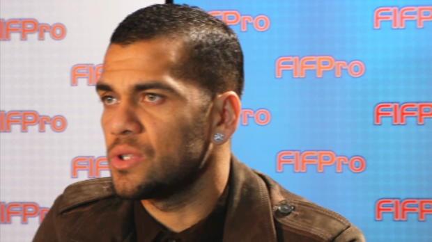 LDC - 8�me finale, Alves :