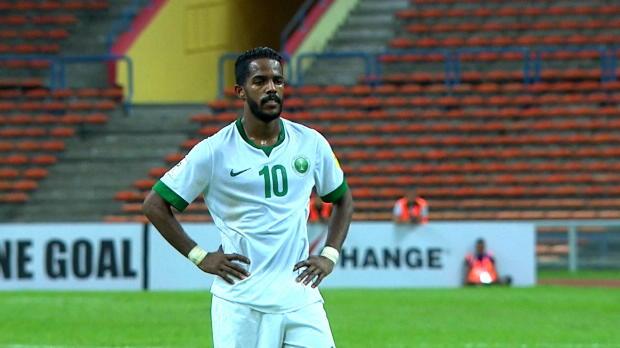 WM-Quali: Saudi-Arabien hat einen Elfer-König
