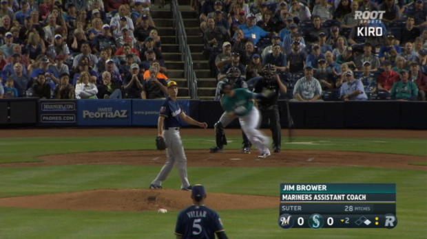 Must C: Zunino's three homers