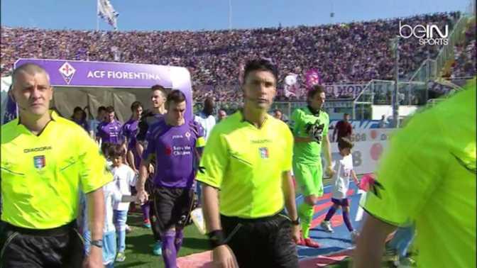 Serie A : Fiorentina 0-2 Lazio