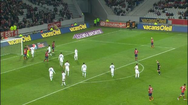 Ligue 1 Round 24: Lille 1-0 Caen