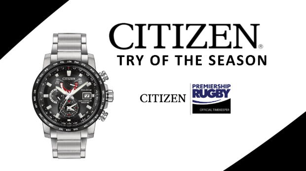 Aviva Premiership - Citizen Try of the Season