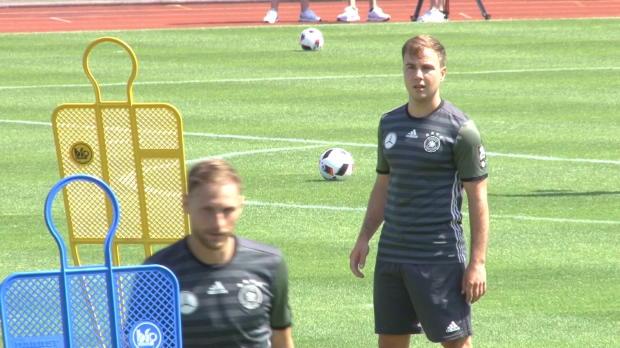 Götze und Co.: Transfer-Wirbel um DFB-Stars