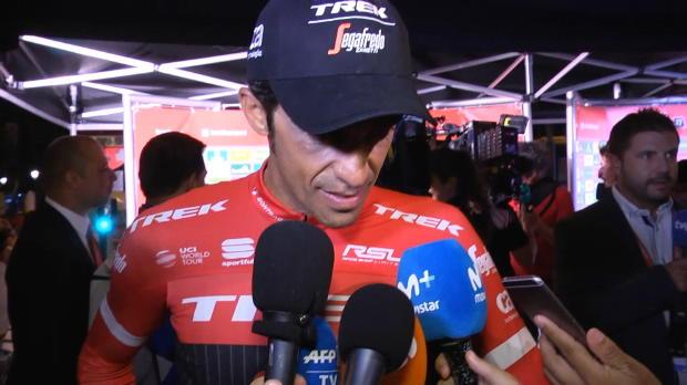 """Vuelta: Contador tritt ab: """"Es war ein Traum"""""""