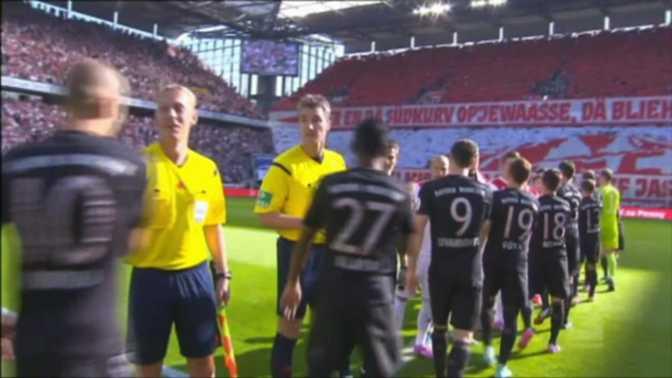 Bundes : Cologne 0-2 Bayern Munich