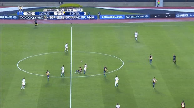 Copa Sudamericana: Einfach nicht sein Tag ...