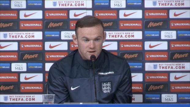 """England: Rooney: """"Freue mich auf Harry Kane"""""""