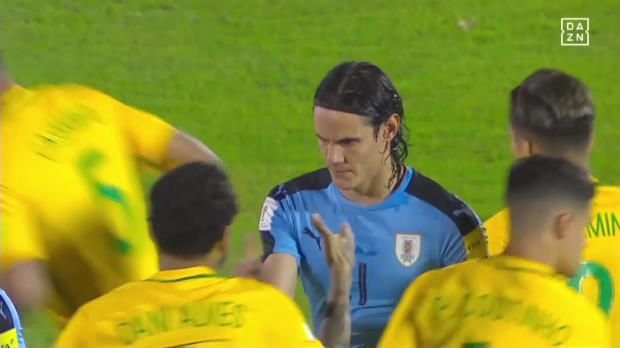 Uruguay - Brasilien