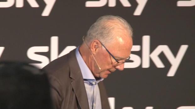 WM 2006: Beckenbauer sagt erneut aus