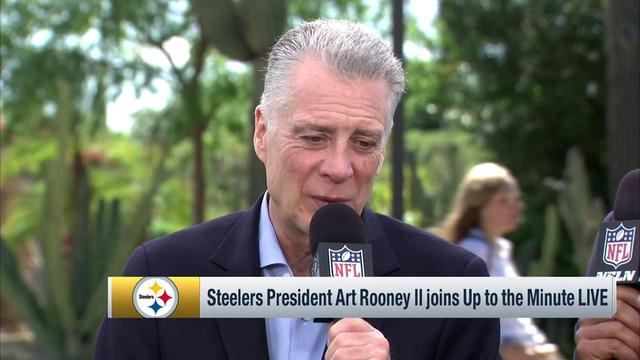 Pittsburgh Steelers President Art Rooney II has talked to Big Ben, 'expects him back'