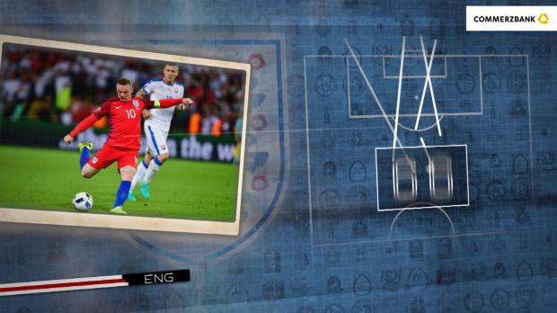 Fünf Fakten nach Slowakei gegen England