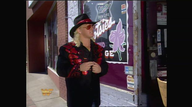 Jeff Jarrett visits Tootsie's Orchid Lounge in Nashville: Raw, Nov. 8, 1993