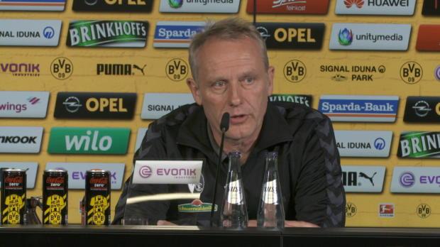 """Streich nach BVB: """"Qualität zu hoch für uns"""""""