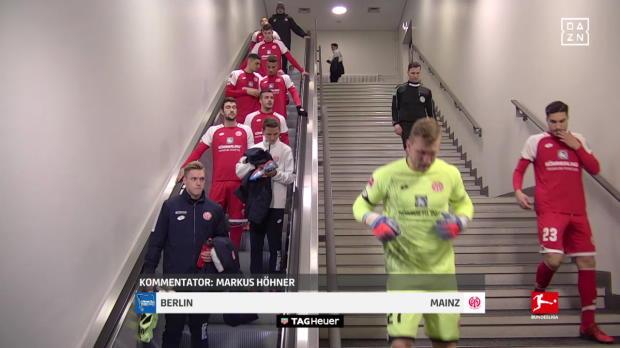 Hertha BSC - 1. FSV Mainz 05 (neu)