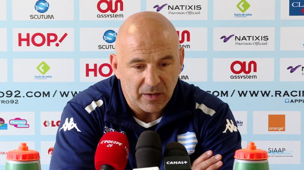 Top 14 - 24e j. : Travers : 'R�aliser un match complet'
