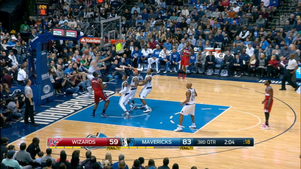 Block of the Night: Chandler Parsons