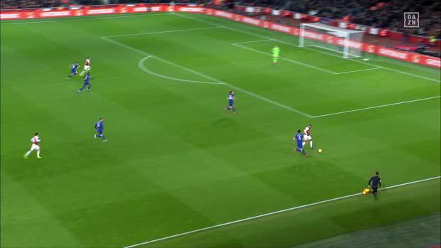 Premier League: Arsenal - Chelsea | DAZN Highlights