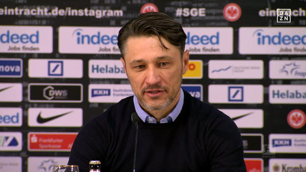 Kovac über Torausbeute: Fußball kein Handball
