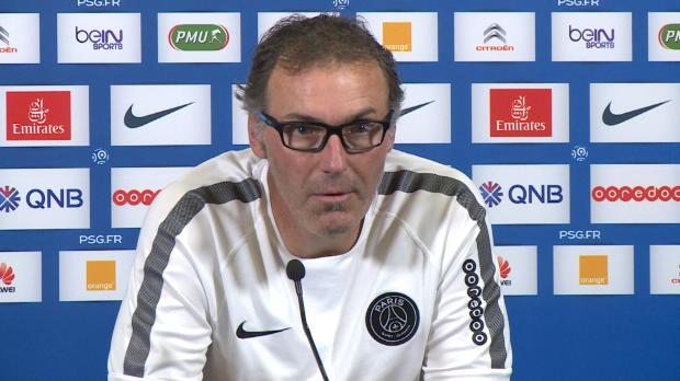 """Foot : L1 - Blanc - """"On est pas au top"""""""