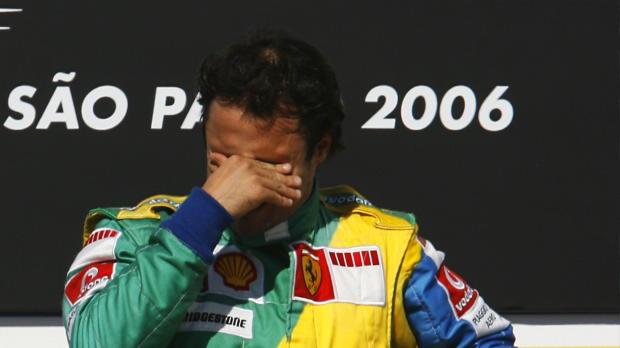 """F1: Massas Magic Moment: """"Traum wahr geworden"""""""