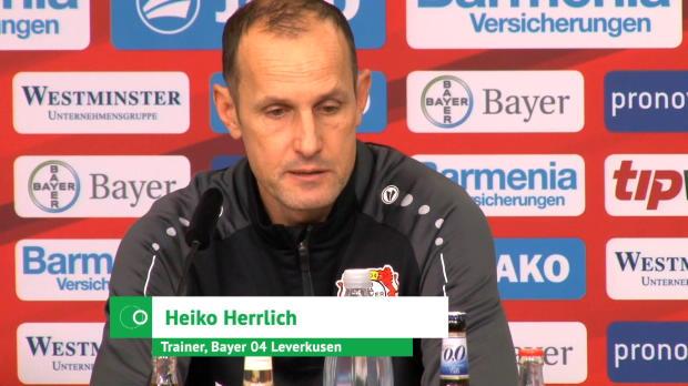 """Herrlich: """"Leipzig da, wo Leverkusen gerne wäre"""""""