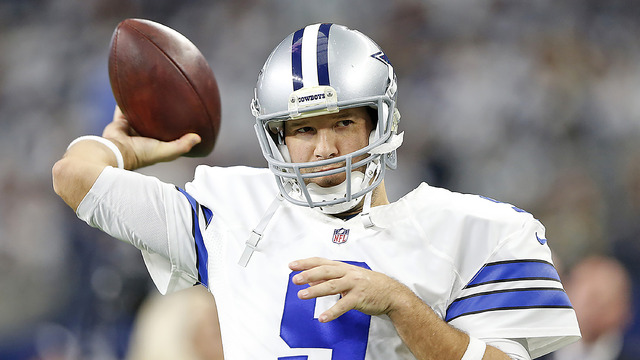 Would Romo be better off staying with the Cowboys?