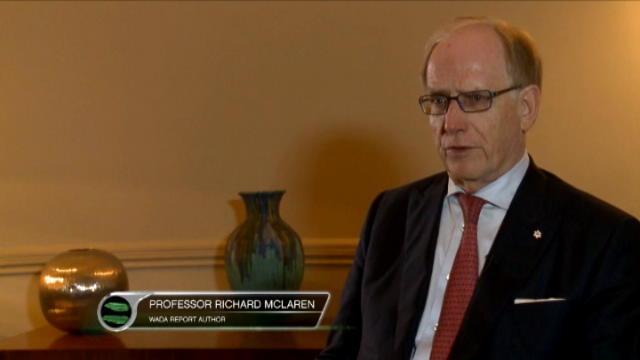 عام: مقابلة حصرية: ماكلارين ينتقد فكرة مؤامرة غربية ضد اتهامات روسيا