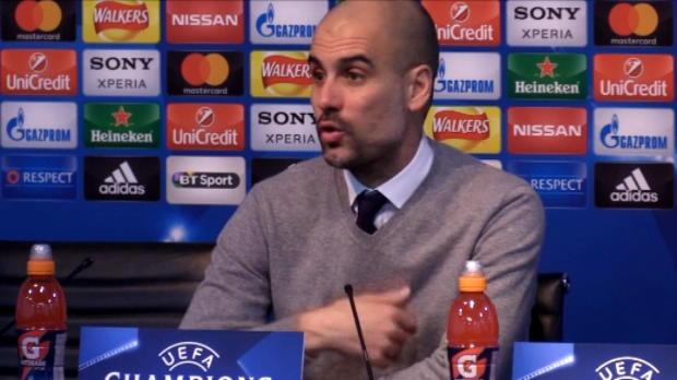 كرة قدم: دوري أبطال أوروبا: غوارديولا يرفض إبعاد موناكو عن دائرة المنافسة