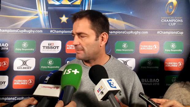 """Rugby : Clermont - Azéma - """"Les Saracens seront vexés''"""
