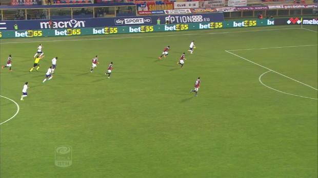Serie A Round 24: Bologna 1-1 Fiorentina