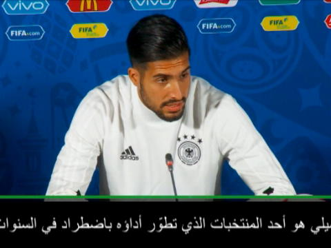 كرة قدم: كأس القارات: أداء سانشيز ومنتخب تشيلي محطّ إعجابي- كان
